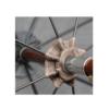 le veritable cherbourg - manufacture - parapluie -haut de gamme - made in france - chouchou - cuir d agneau - modele - haut de gamme