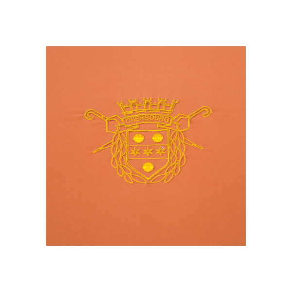 blason-cherbourg-orange