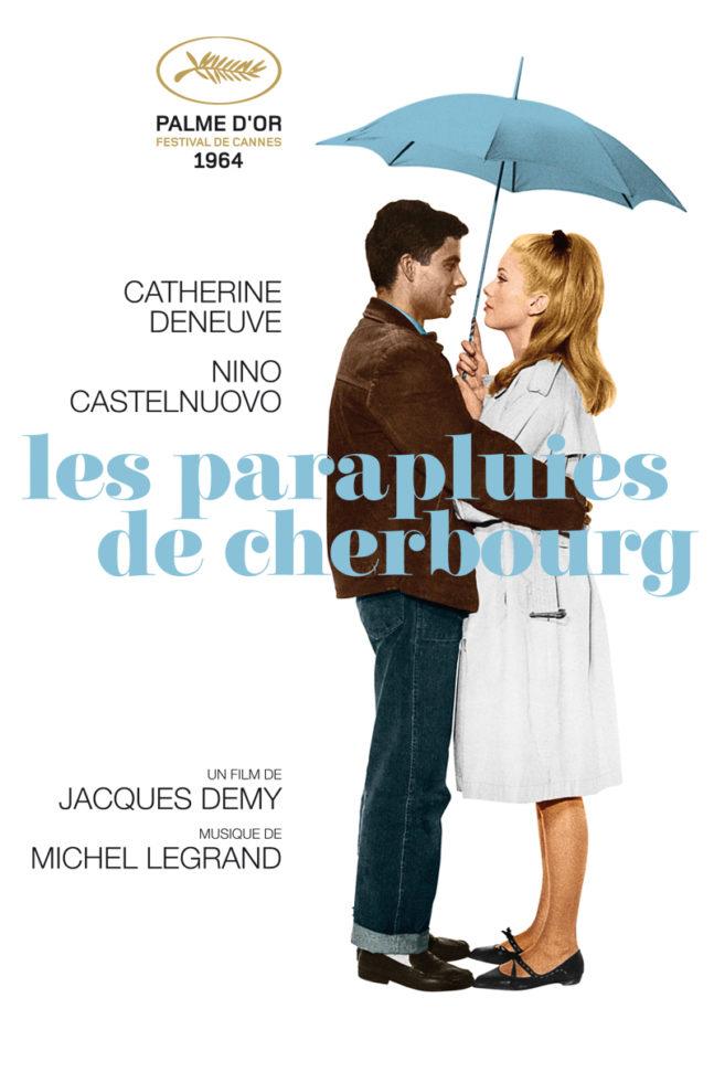 Le film des parapluies de Cherbourg