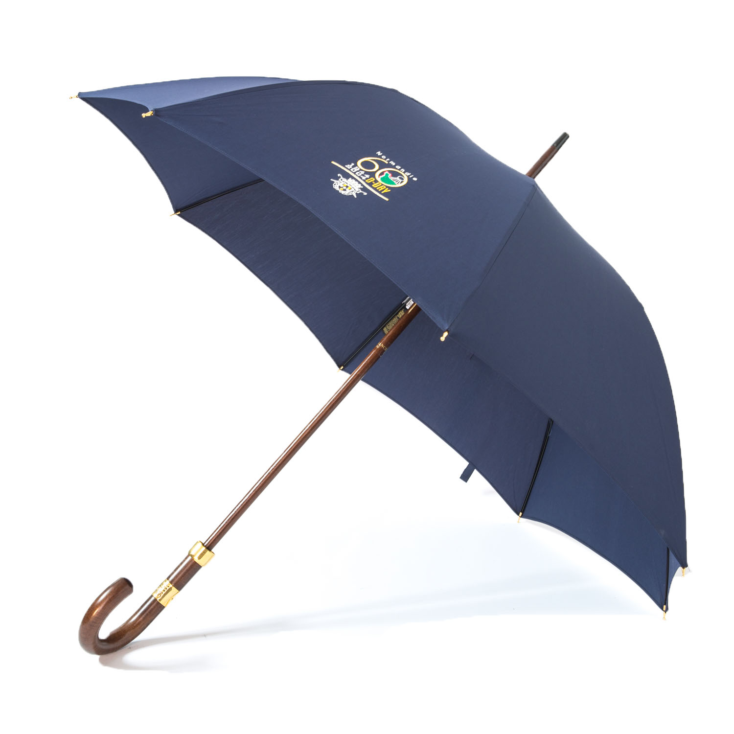 Le D-day parapluie collector en bleu