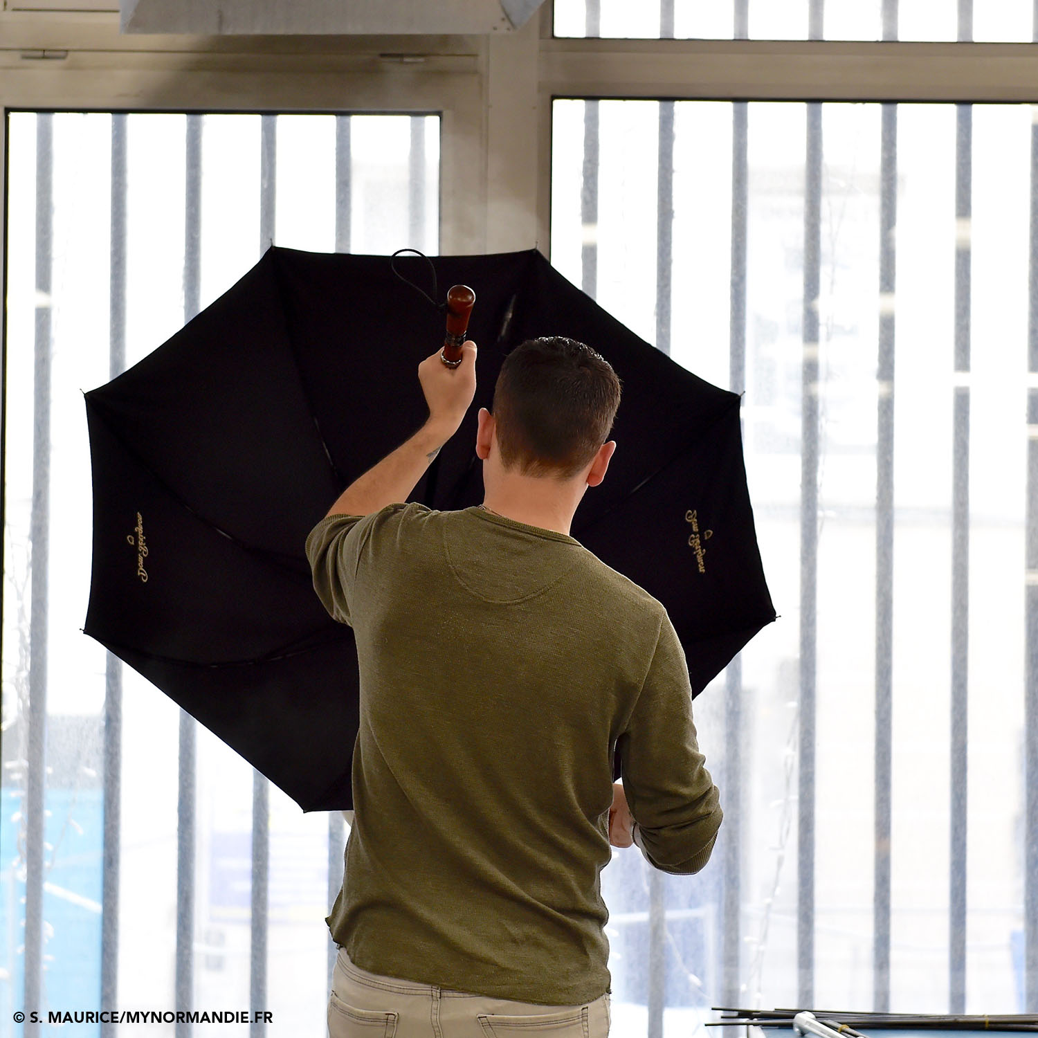 parapluie made in France - Le Véritable Cherbourg