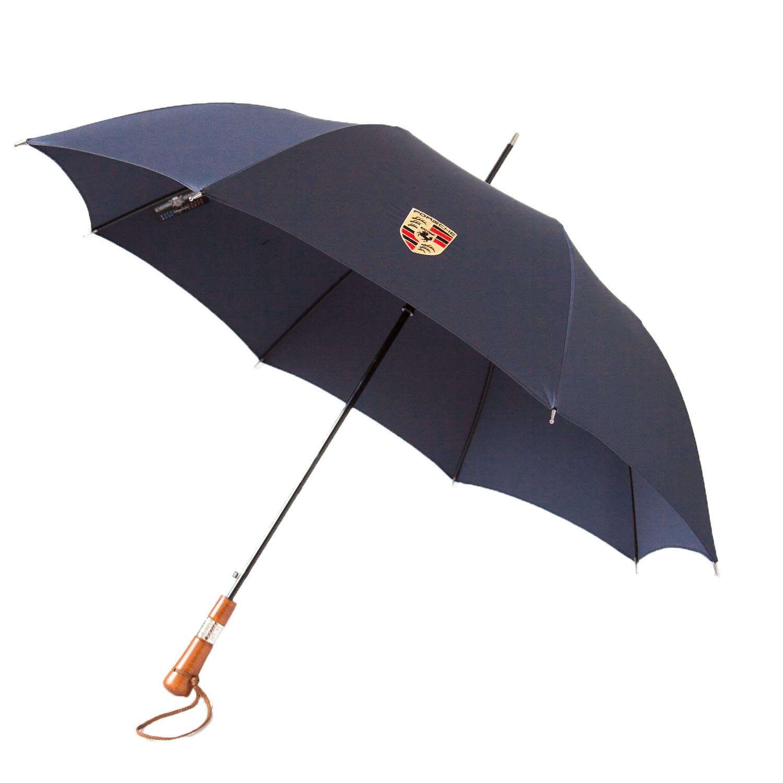 Parapluie Le Véritable Cherbourg- modèle collector -Porsche casting Deauville 2019 - antibourrasque - Navy - collector