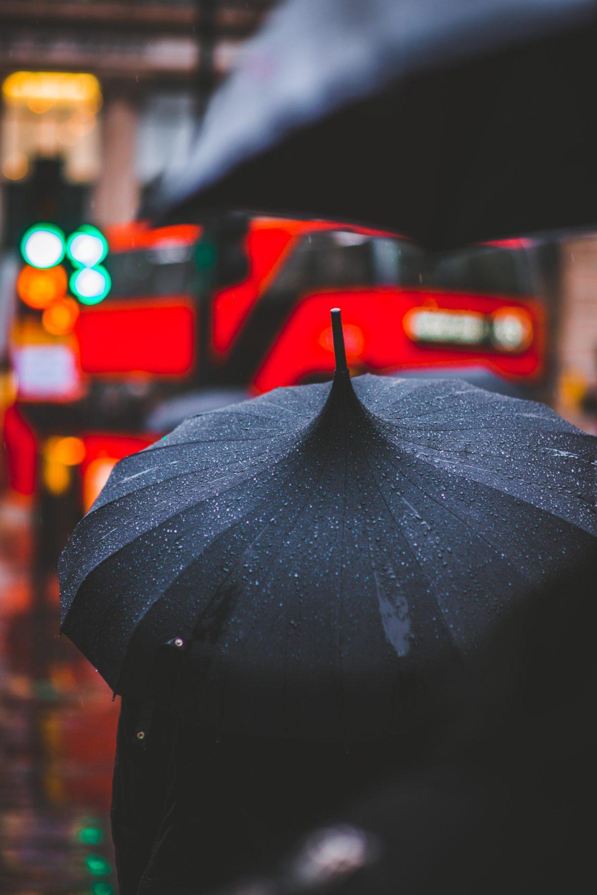 le parapluie dans le monde