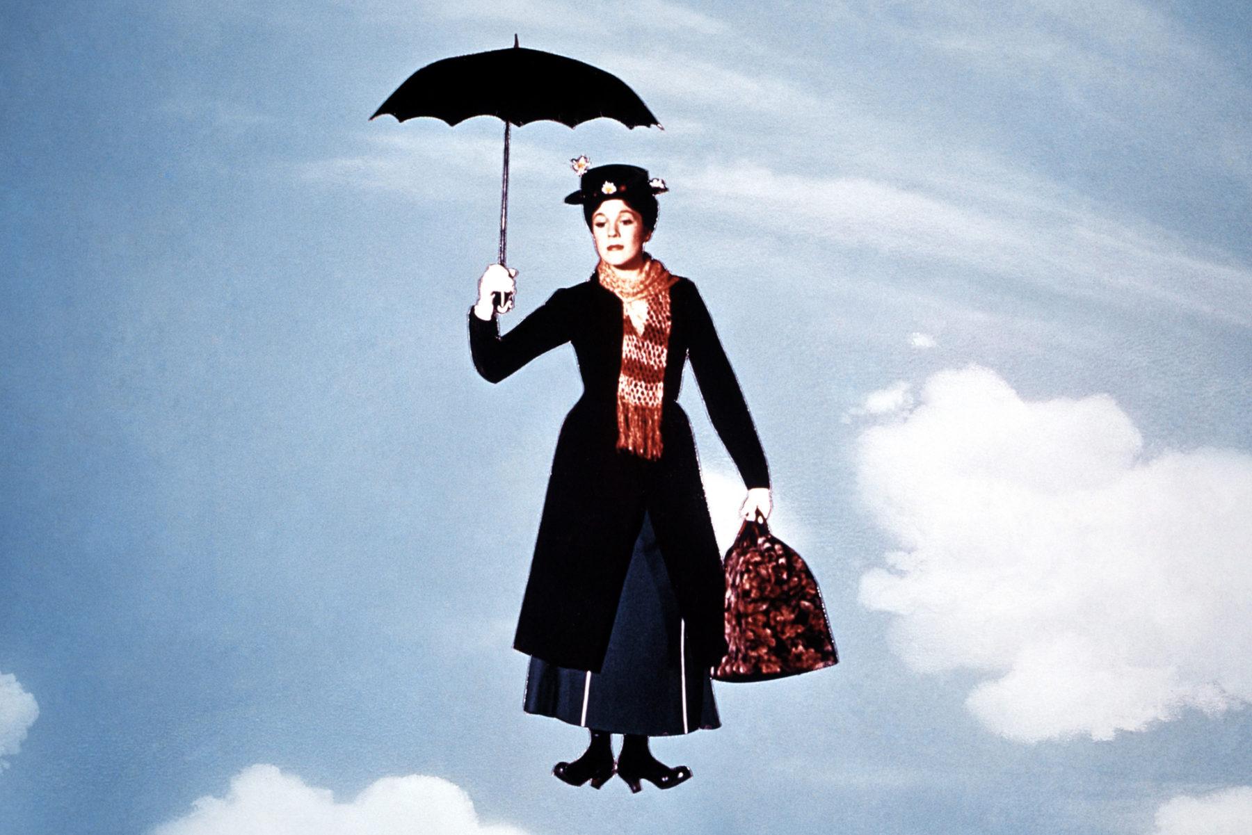 parapluie au cinéma - DR